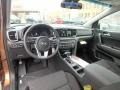 2020 Sportage LX AWD Black Interior