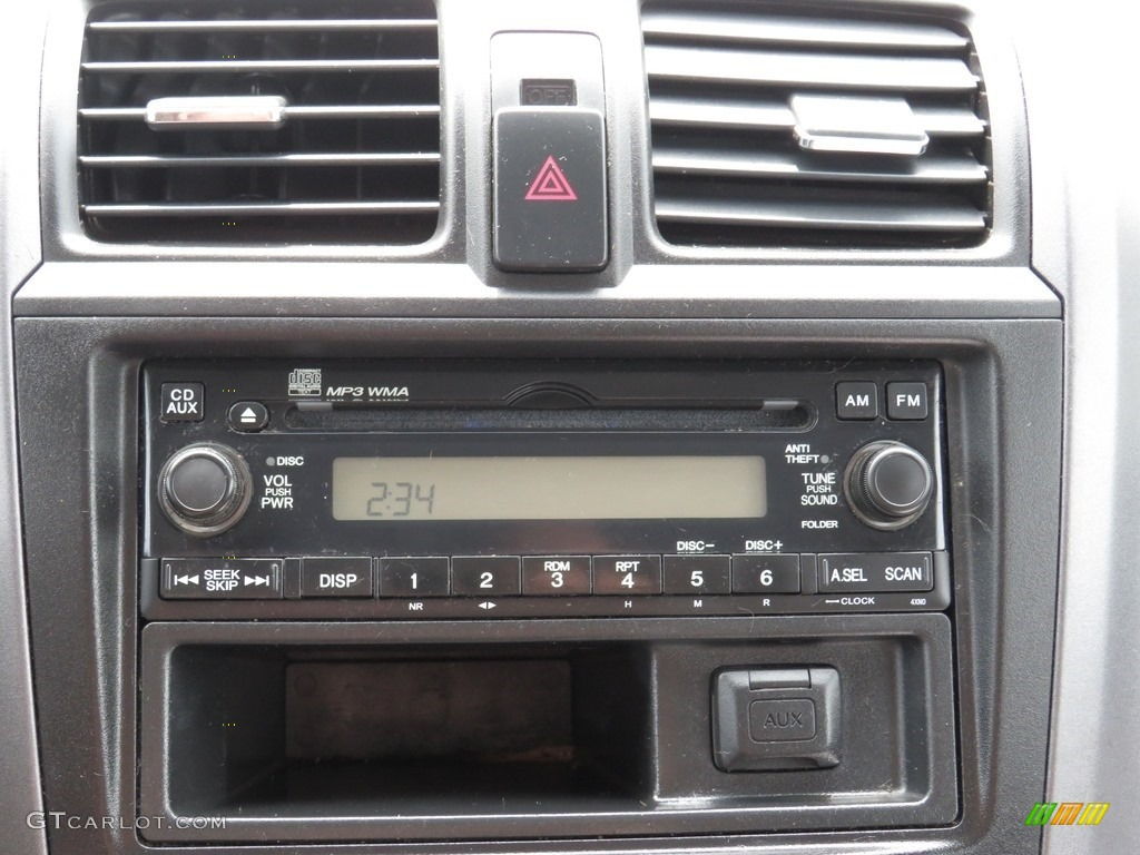 2008 CR-V LX 4WD - Taffeta White / Ivory photo #2