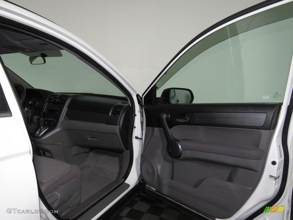 2008 CR-V LX 4WD - Taffeta White / Ivory photo #20