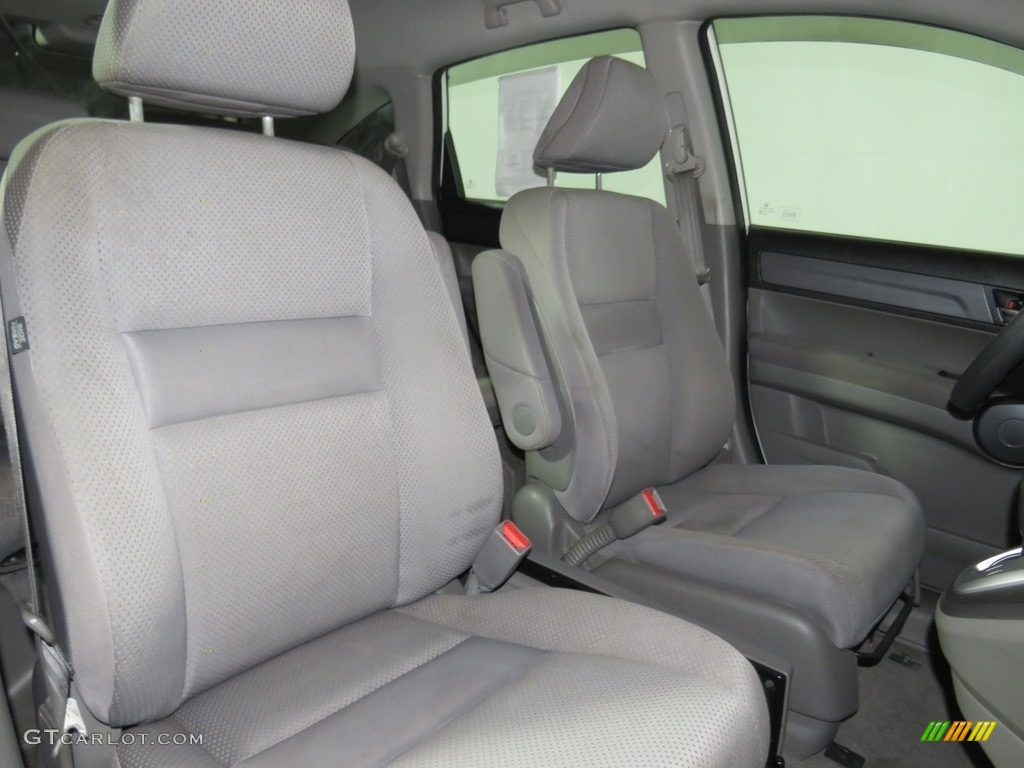 2008 CR-V LX 4WD - Taffeta White / Ivory photo #22
