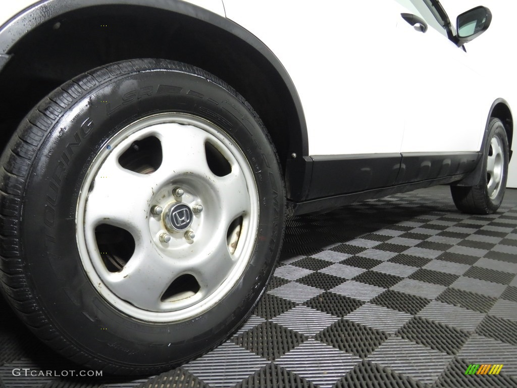 2008 CR-V LX 4WD - Taffeta White / Ivory photo #29