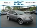 Diamond Gray Metallic 2008 Subaru Tribeca Limited 5 Passenger