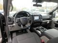 2019 F150 STX SuperCrew 4x4 Black Interior