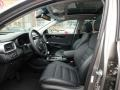2019 Sorento SX AWD Satin Black Interior