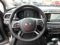 2019 Sorento SX AWD Steering Wheel