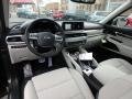 2020 Telluride SX AWD Gray Interior