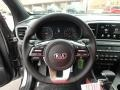 2020 Sportage S AWD Steering Wheel