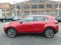 2020 Sportage EX AWD Hyper Red