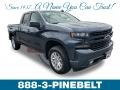 Shadow Gray Metallic - Silverado 1500 RST Double Cab 4WD Photo No. 1