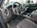 Front Seat of 2019 Silverado 1500 RST Double Cab 4WD