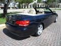 Monaco Blue Metallic 2010 BMW 3 Series 328i Convertible