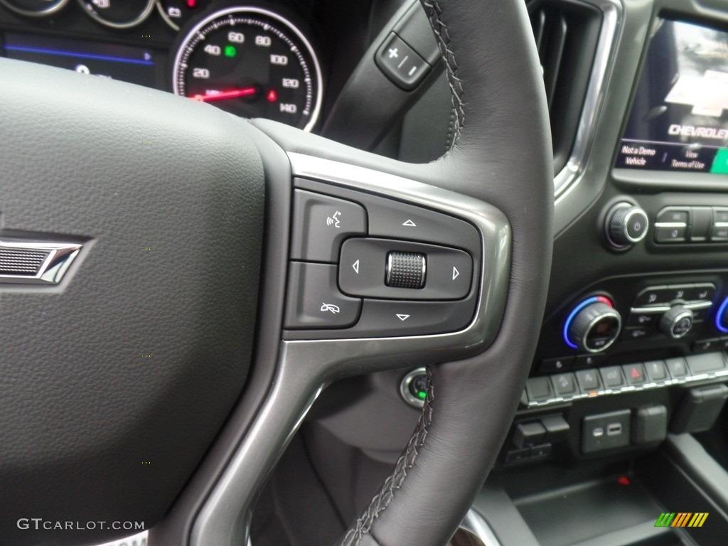 2019 Silverado 1500 LT Z71 Trail Boss Crew Cab 4WD - Silver Ice Metallic / Jet Black photo #29