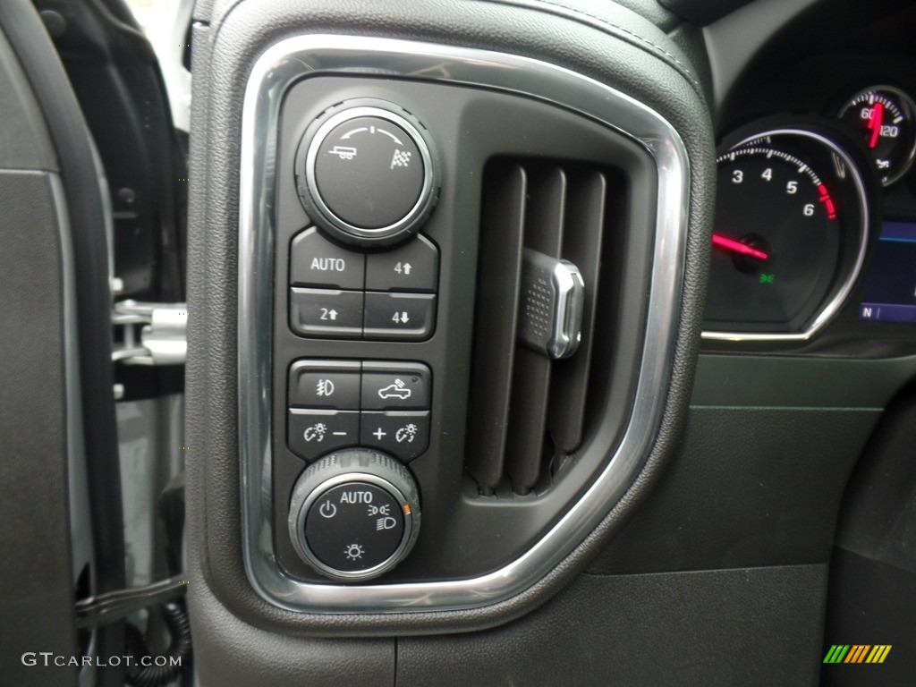 2019 Silverado 1500 LT Z71 Trail Boss Crew Cab 4WD - Silver Ice Metallic / Jet Black photo #31
