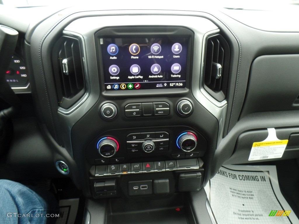 2019 Silverado 1500 LT Z71 Trail Boss Crew Cab 4WD - Silver Ice Metallic / Jet Black photo #33