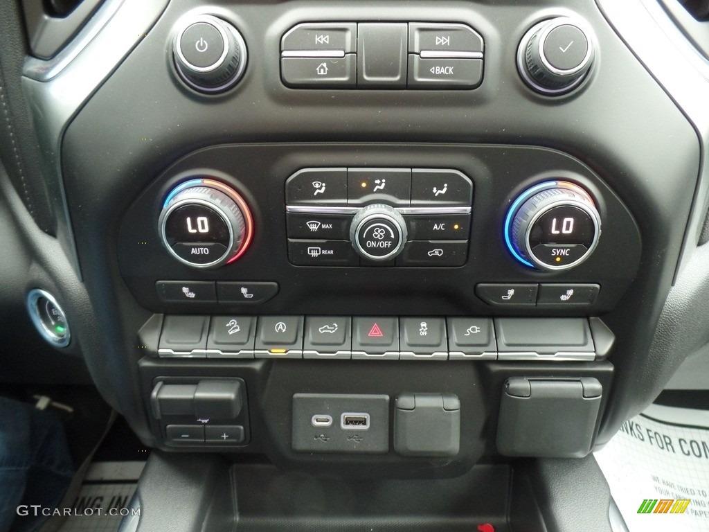 2019 Silverado 1500 LT Z71 Trail Boss Crew Cab 4WD - Silver Ice Metallic / Jet Black photo #38