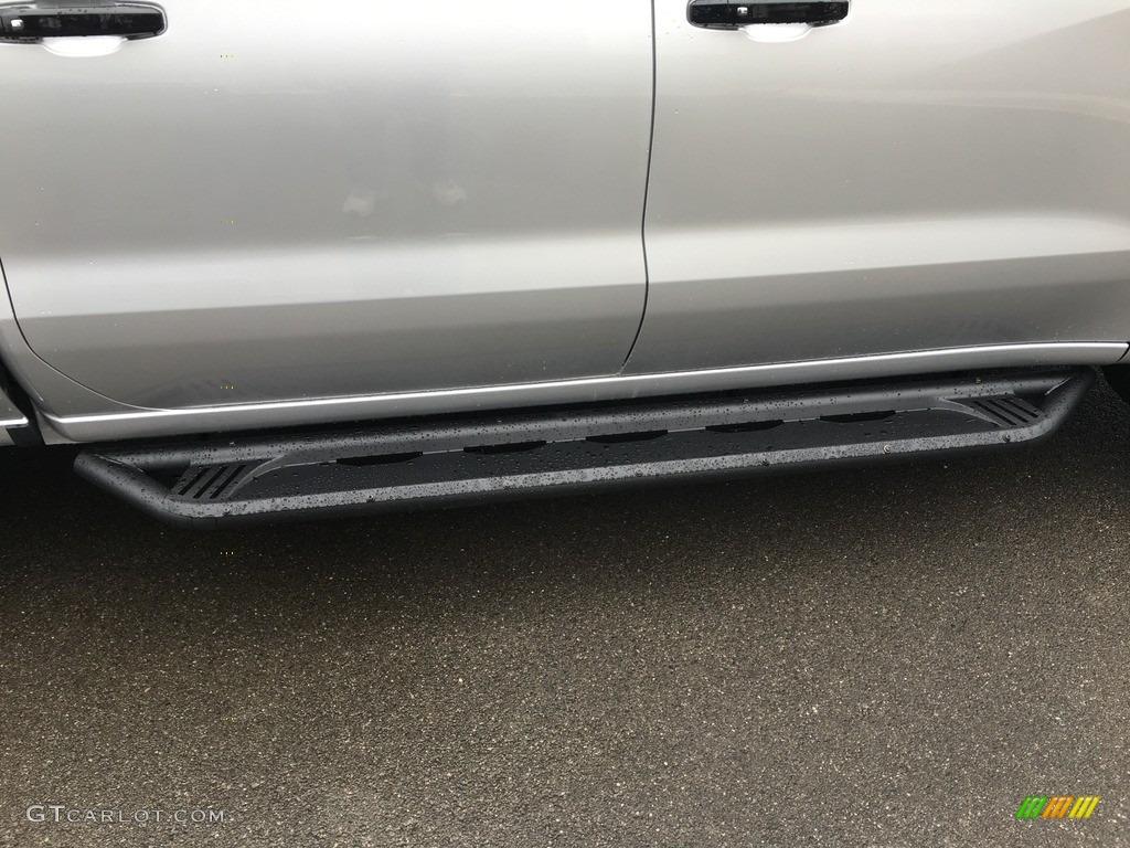 2019 Silverado 1500 LT Z71 Trail Boss Crew Cab 4WD - Silver Ice Metallic / Jet Black photo #65