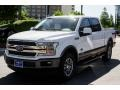 White Gold - F150 King Ranch SuperCrew 4x4 Photo No. 3