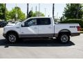 White Gold - F150 King Ranch SuperCrew 4x4 Photo No. 4