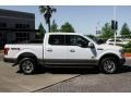 White Gold - F150 King Ranch SuperCrew 4x4 Photo No. 8