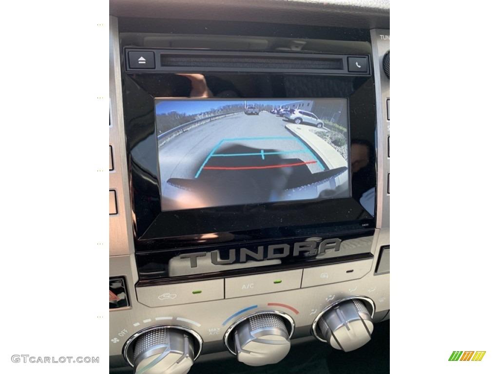 2019 Tundra SR Double Cab 4x4 - Super White / Graphite photo #29