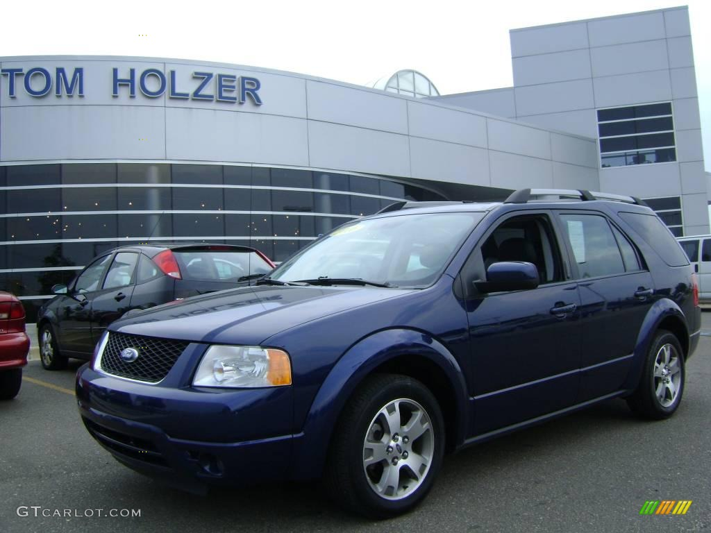 2006 Dark Blue Pearl Metallic Ford Freestyle Limited