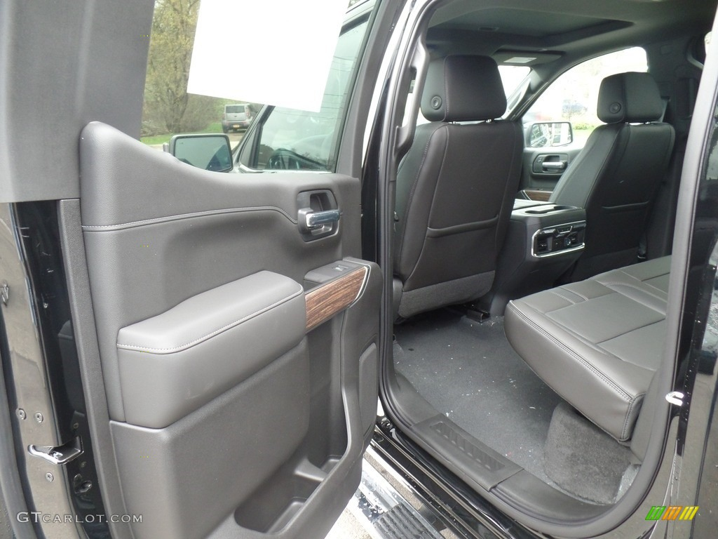 2019 Silverado 1500 High Country Crew Cab 4WD - Black / Jet Black photo #51