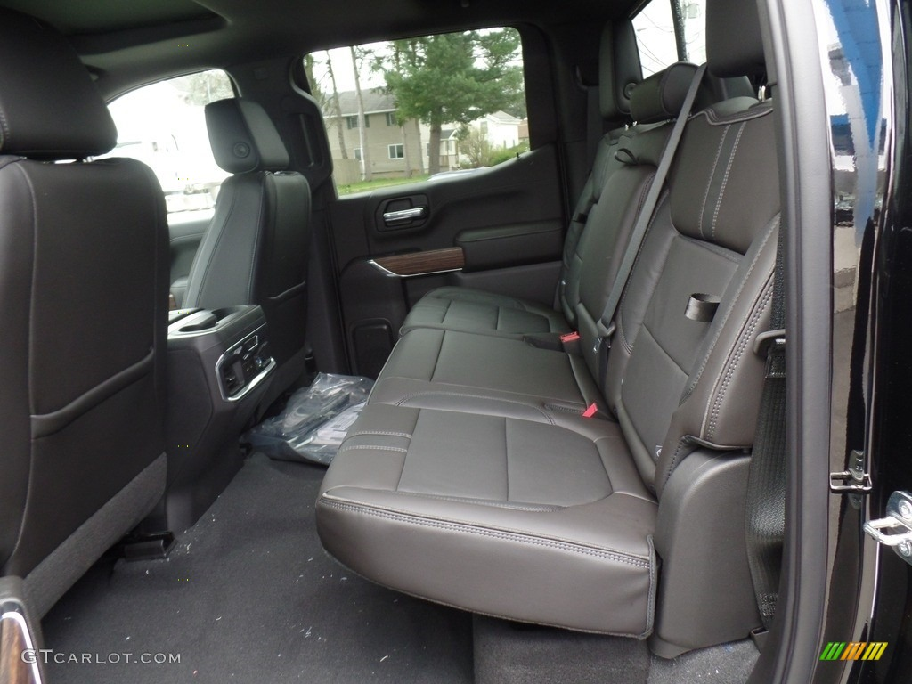 2019 Silverado 1500 High Country Crew Cab 4WD - Black / Jet Black photo #52