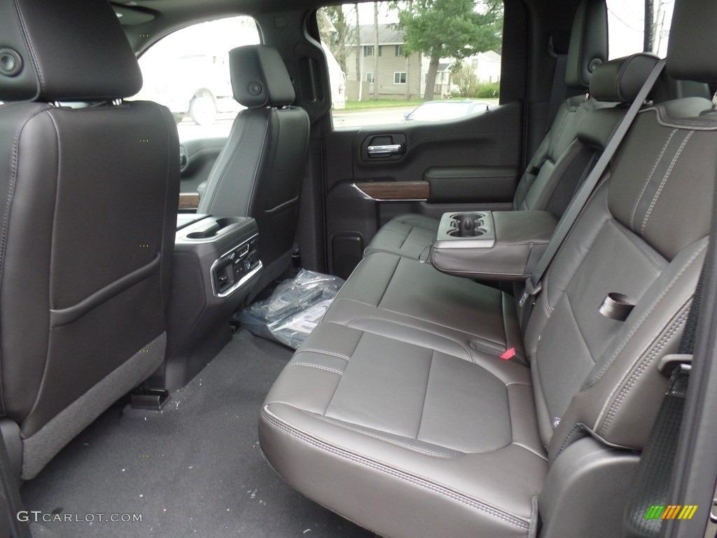 2019 Silverado 1500 High Country Crew Cab 4WD - Black / Jet Black photo #53