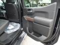 Door Panel of 2019 Silverado 1500 High Country Crew Cab 4WD