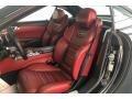 2017 SL 63 AMG Roadster Bengal Red/Black Interior
