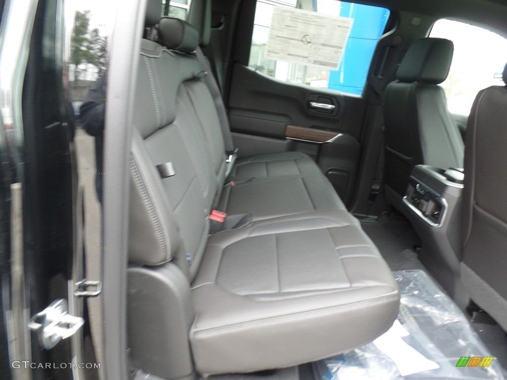 2019 Silverado 1500 High Country Crew Cab 4WD - Black / Jet Black photo #48