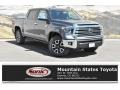 2019 Magnetic Gray Metallic Toyota Tundra Limited CrewMax 4x4  photo #1