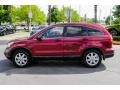2009 Tango Red Pearl Honda CR-V EX-L  photo #4