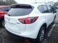 Crystal White Pearl Mica - CX-5 Touring AWD Photo No. 2