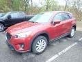 Zeal Red Mica 2013 Mazda CX-5 Touring AWD