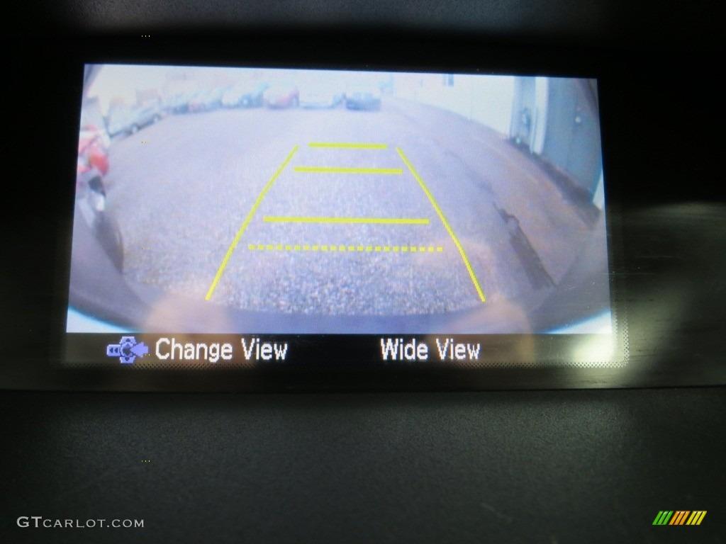 2012 CR-V EX-L 4WD - Alabaster Silver Metallic / Black photo #3