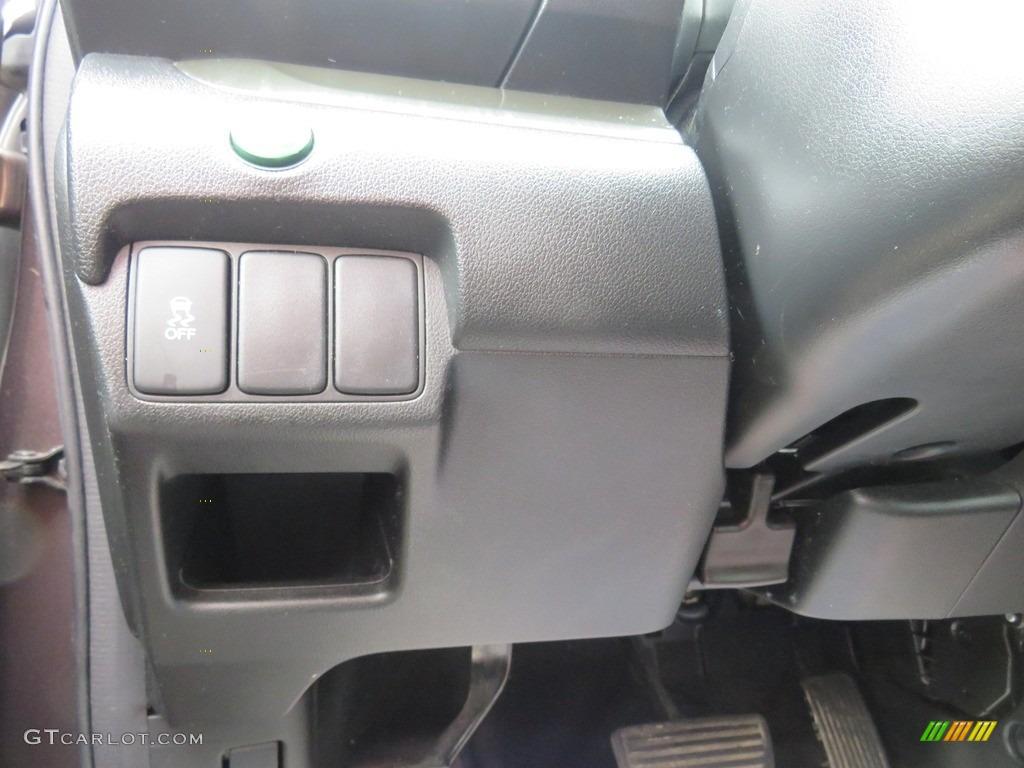 2012 CR-V EX-L 4WD - Alabaster Silver Metallic / Black photo #19