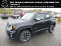 2019 Black Jeep Renegade Limited 4x4  photo #1