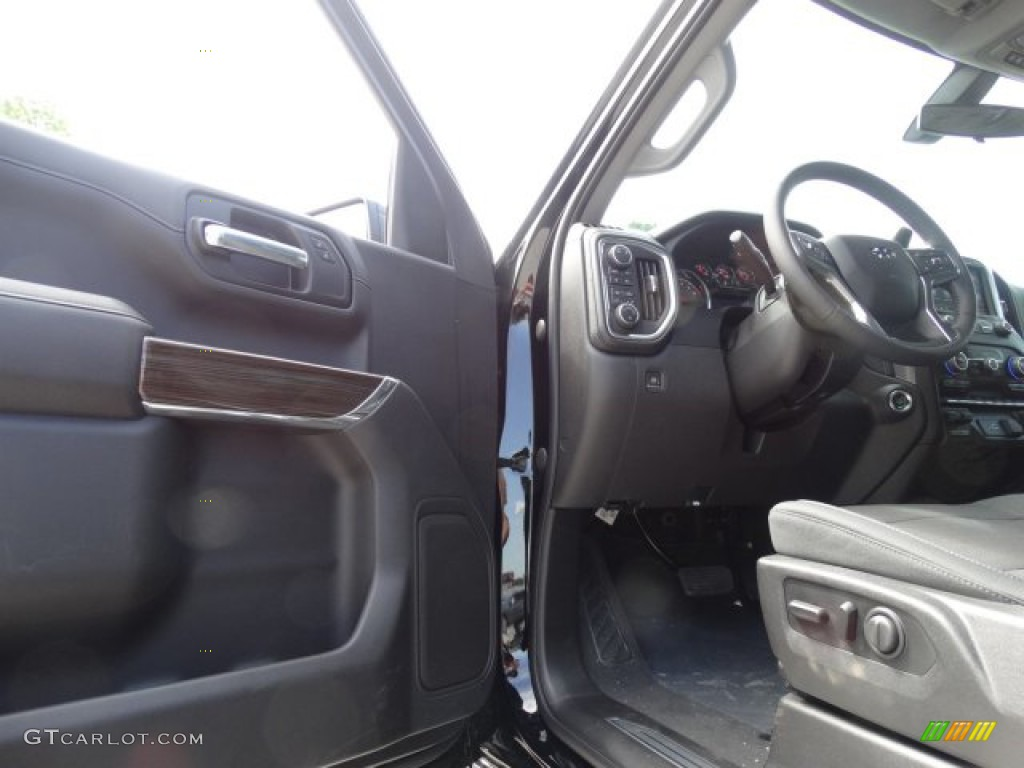 2019 Silverado 1500 RST Crew Cab 4WD - Black / Jet Black photo #11