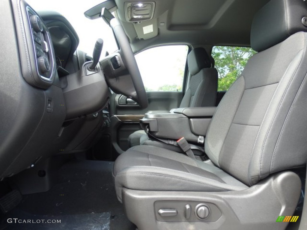 2019 Silverado 1500 RST Crew Cab 4WD - Black / Jet Black photo #14