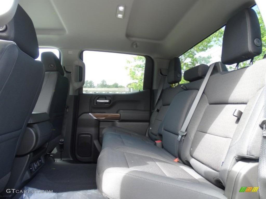 2019 Silverado 1500 RST Crew Cab 4WD - Black / Jet Black photo #23