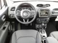 2019 Glacier Metallic Jeep Renegade Limited 4x4  photo #30