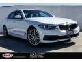2019 Alpine White BMW 5 Series 530e iPerformance Sedan #133108312