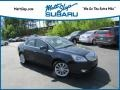 Dark Sapphire Blue Metallic 2016 Buick Verano Leather Group
