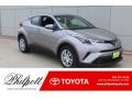 Silver Knockout Metallic 2019 Toyota C-HR LE