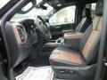 2019 Chevrolet Silverado 1500 Jet Black/Umber Interior Interior Photo