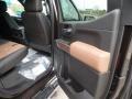 Jet Black/Umber Door Panel Photo for 2019 Chevrolet Silverado 1500 #133124888