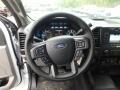 2019 F150 XL SuperCab 4x4 Steering Wheel