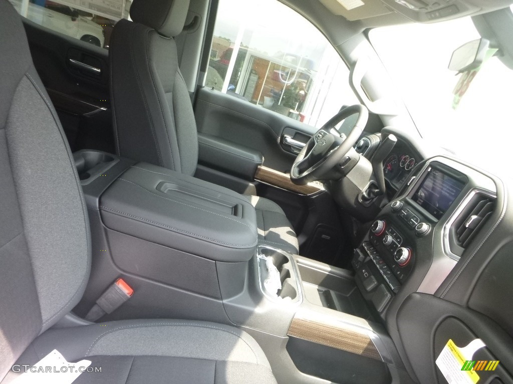 2019 Silverado 1500 LT Z71 Trail Boss Crew Cab 4WD - Black / Jet Black photo #8