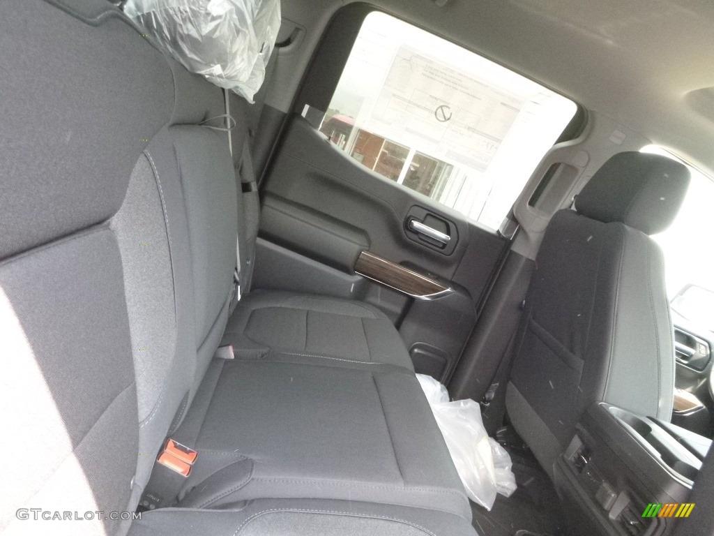 2019 Silverado 1500 LT Z71 Trail Boss Crew Cab 4WD - Black / Jet Black photo #10